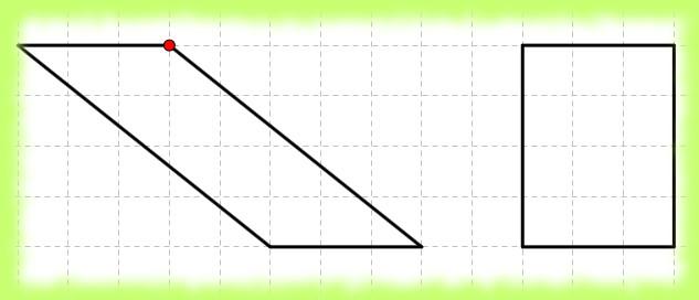 GeoGebra - parallelogramma